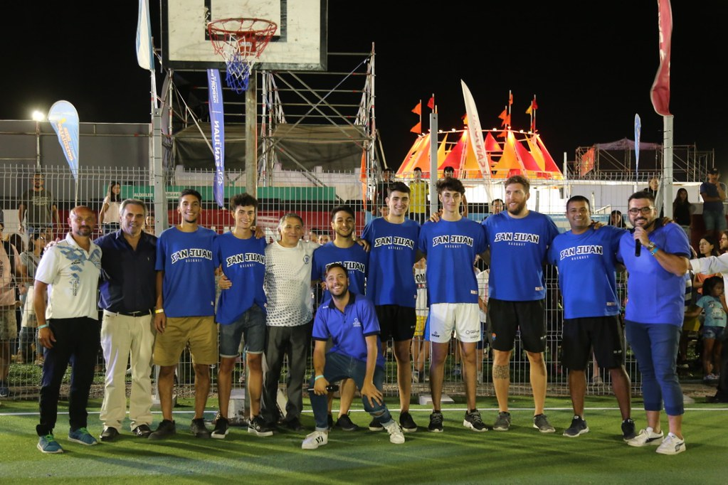 FNS 2020 la actualidad deportiva de UVT y San Juan Básquet, contada por tres sanjuaninos (6)