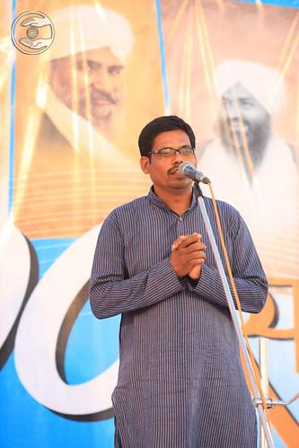 Hindi speech by Santosh Ji Mumbai