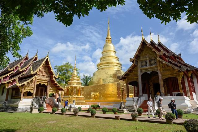 Wat Phra Singh..Chiang Mai