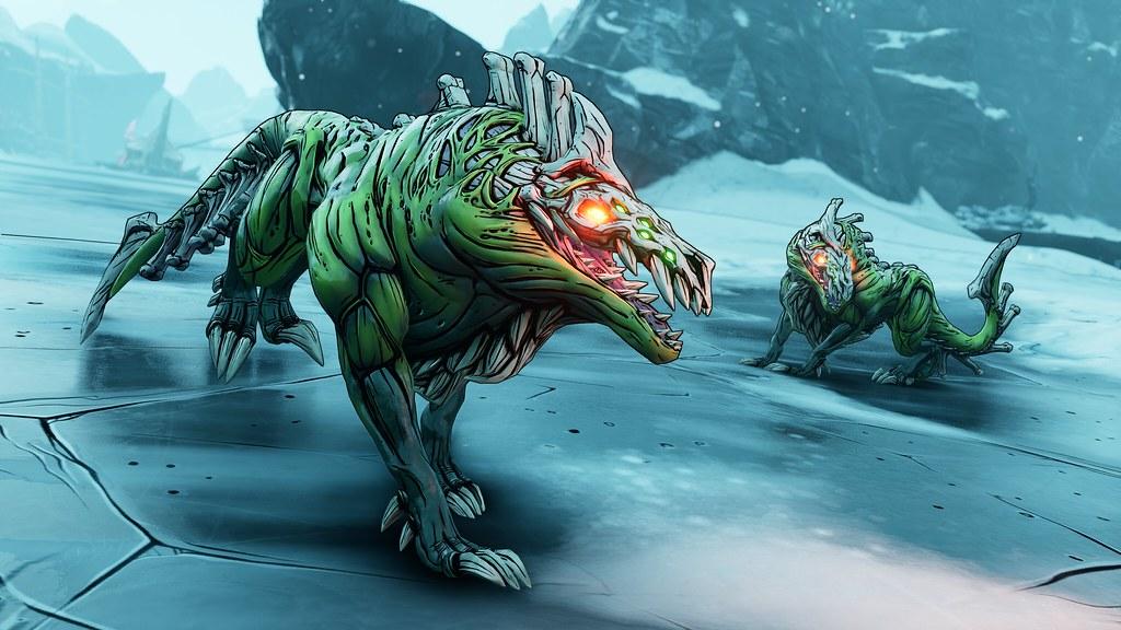 Borderlands 3 on PS4