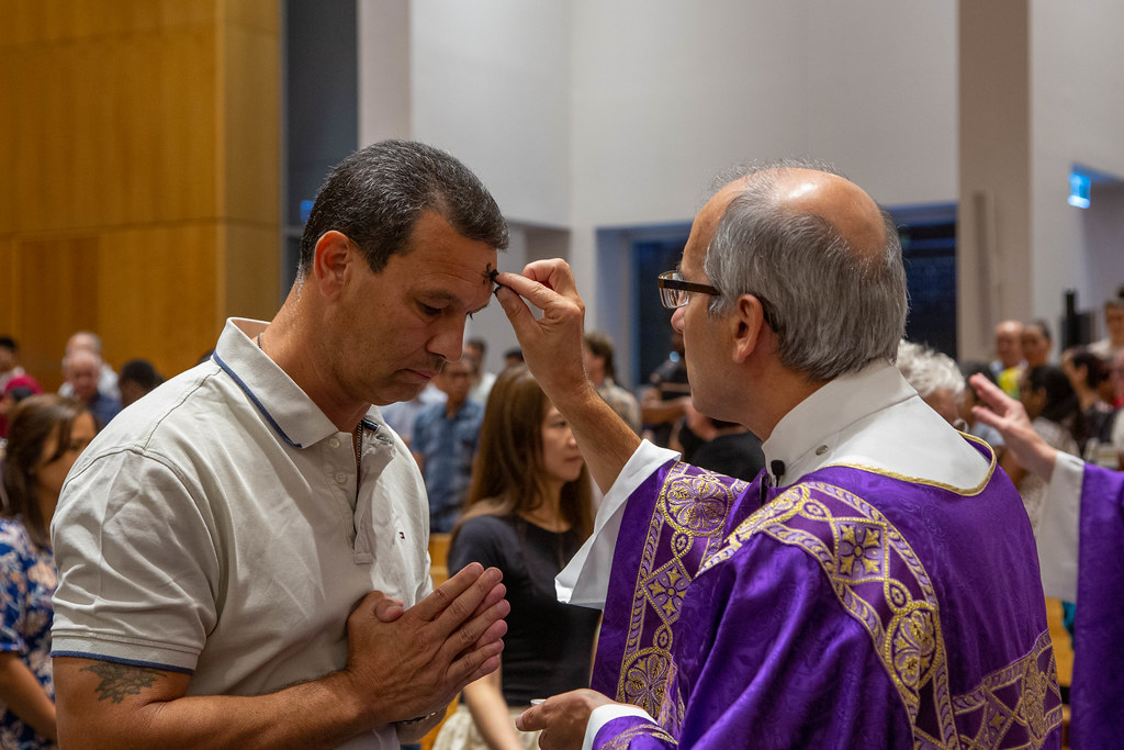2020 Ash Wednesday Mass