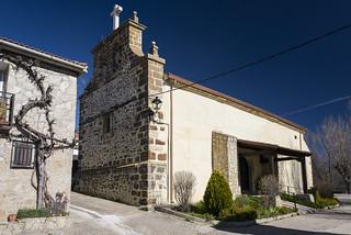 Veguillas, iglesia de San Martín.