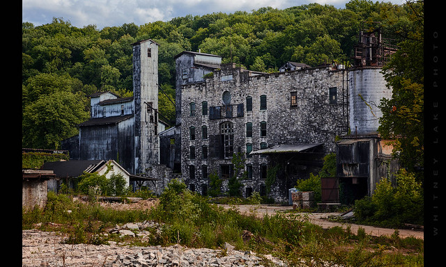 The Old Crow Distillery