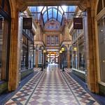 Inside Miller Arcade, Preston