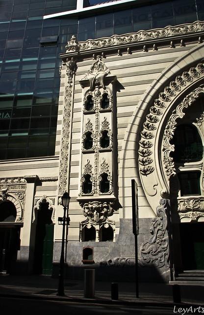 Bilbao - teatro Campos Eliseos