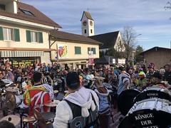 Umzug Selzach, Streetgugge, Stadt Solothurn, Guggeparty Balsthal