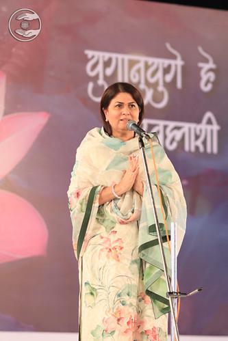 Executive President SNCF, Rev Bindiya Chhabra Ji