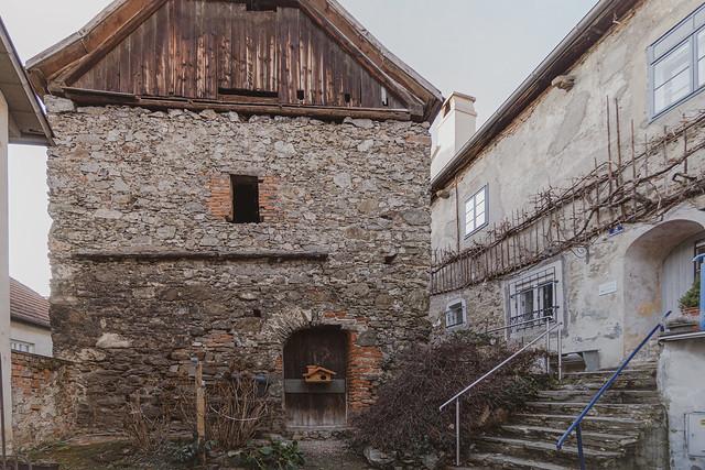 Old town in Melk