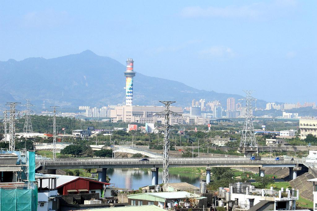 北投焚化爐。圖片來源:維基百科;攝影:Daniel Guo