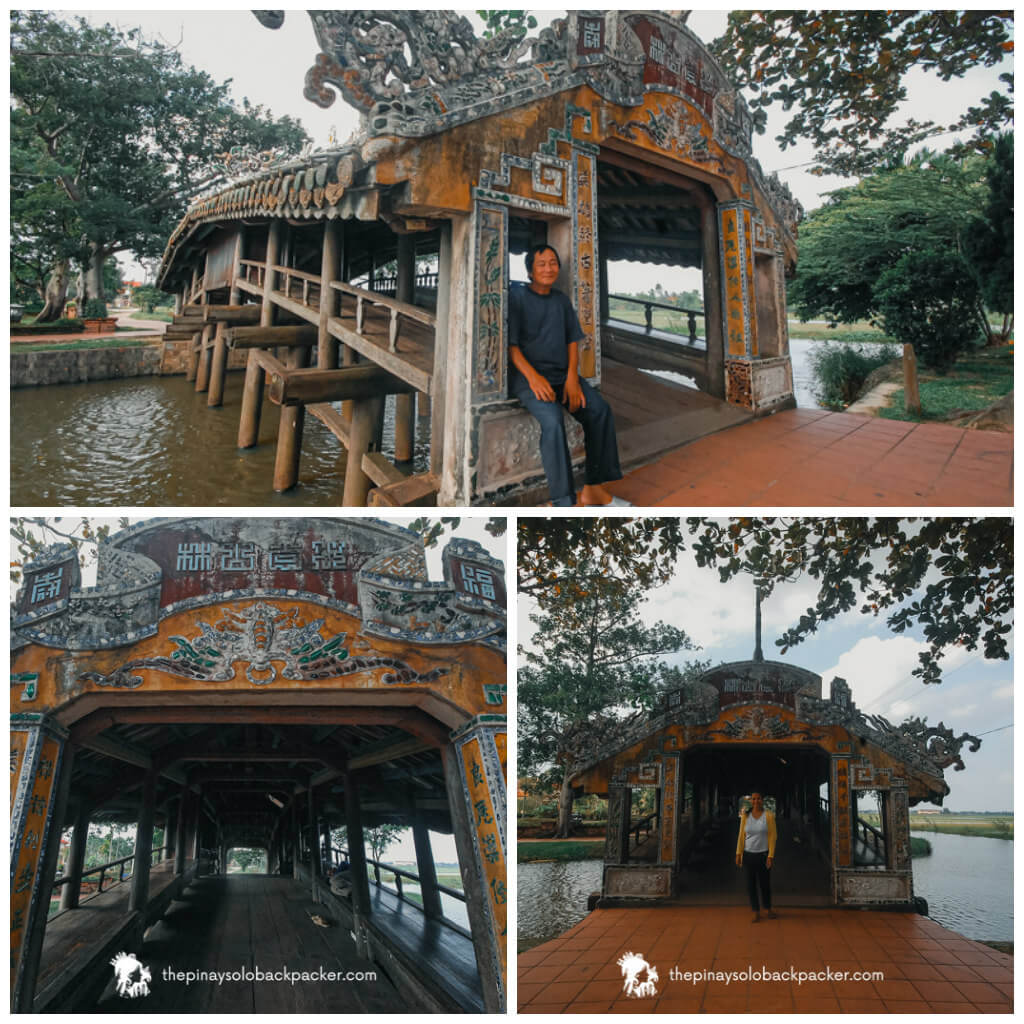 Hue Travel Guide - Japanese Bridge (1)