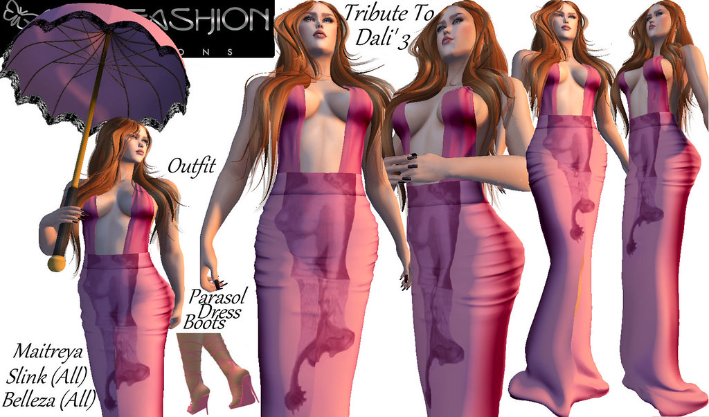 TRIBUTETODALI3 OUTFIT BY ART & FASHION