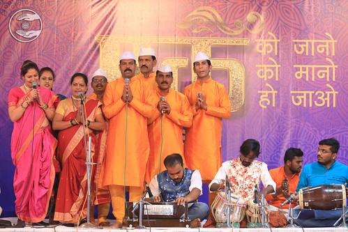 Marathi Geet by Vandana Ji and Sathi Vadodara GJ