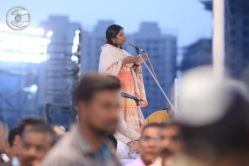 Varsha Uswal Ji expresses her views
