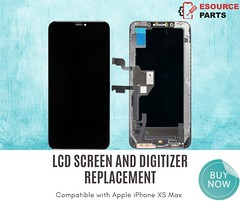 AAA Quality LCD Screen and Digitizer Replacement