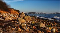 On the Baltic Sea coast