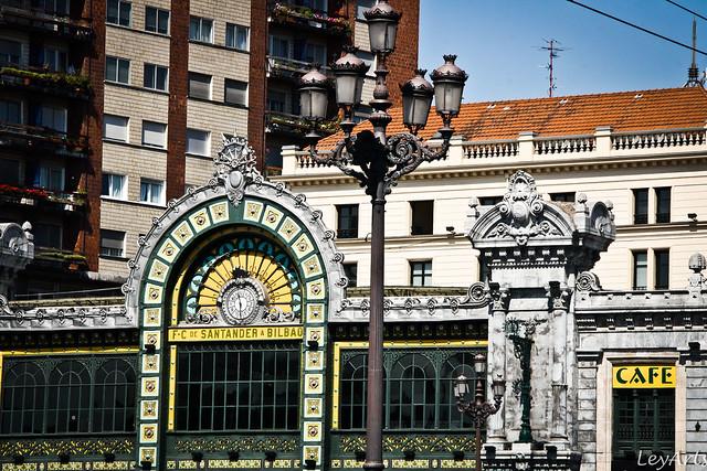Bilbao - gare