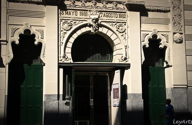 Teatro de los Campos Eliseos