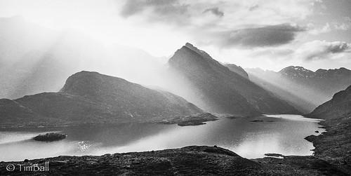 Loch Coruisk Pano Mon