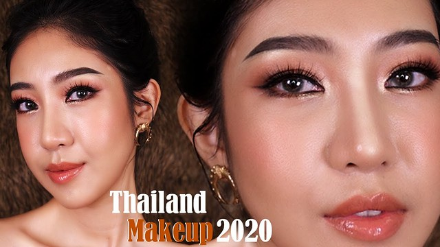 Thailand Makeup - Hướng Dẫn Trang Điểm Kiểu Thái Cùng Sản Phẩm Giá Rẻ [Vanmiu Beauty]