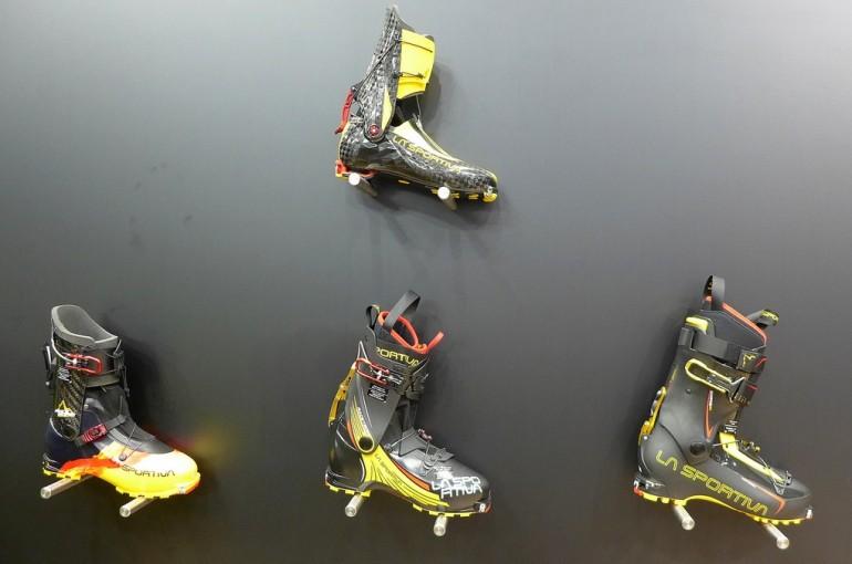 Lyžařské boty pro skitouring a skialpinismus na sezónu 2020-21