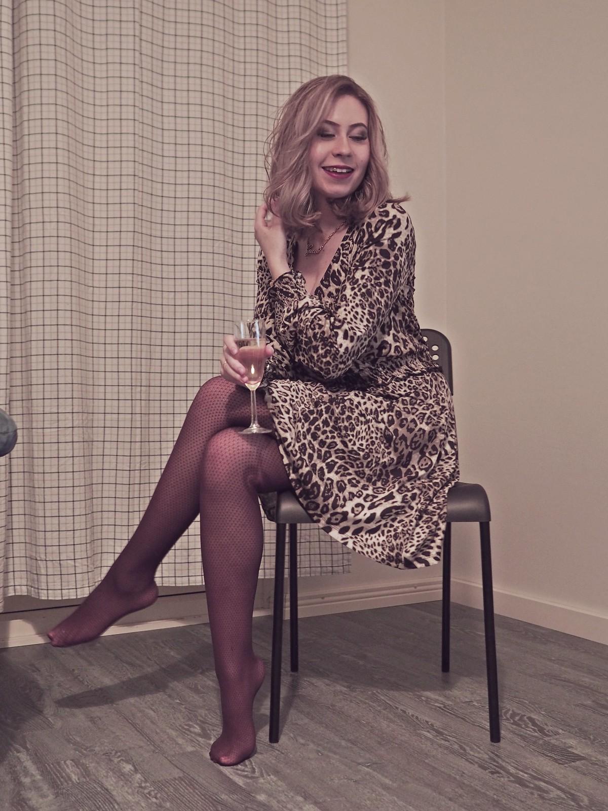 leopardimekko leopard dress