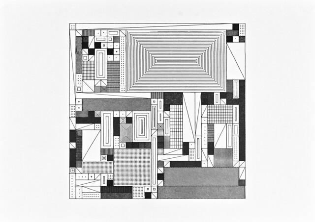 PRINTS - Grids Series