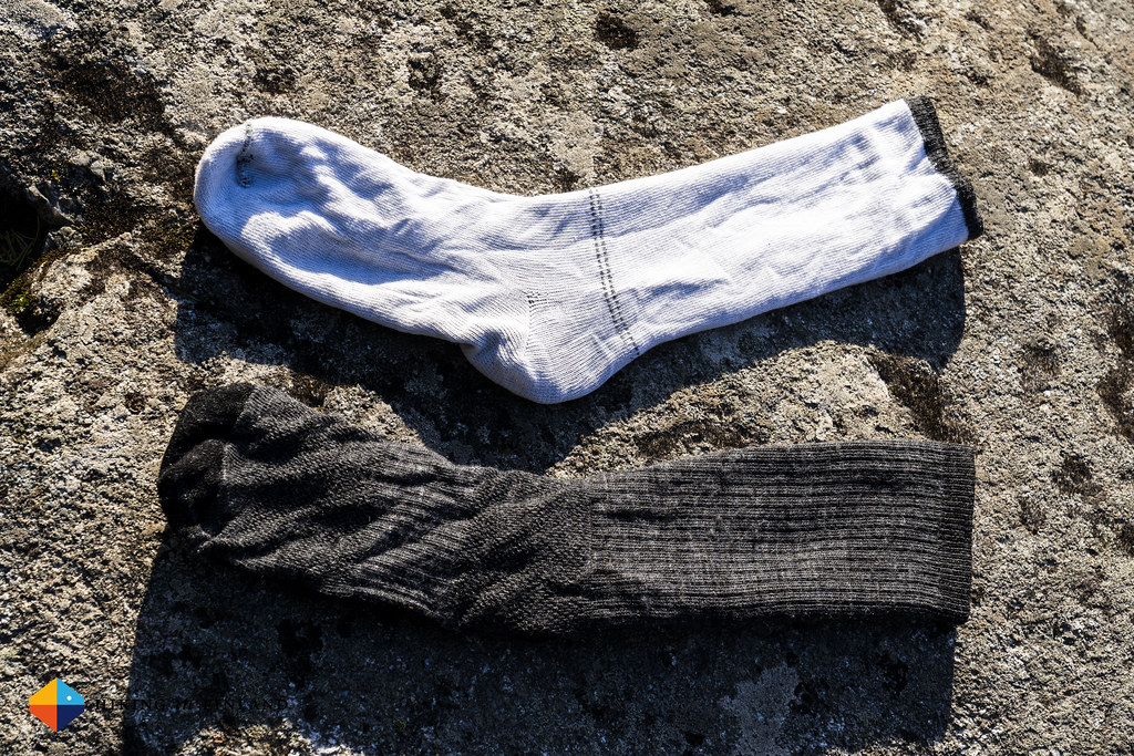 Merino Stride socks