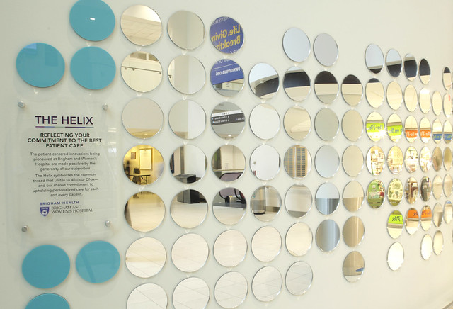 Helix Display