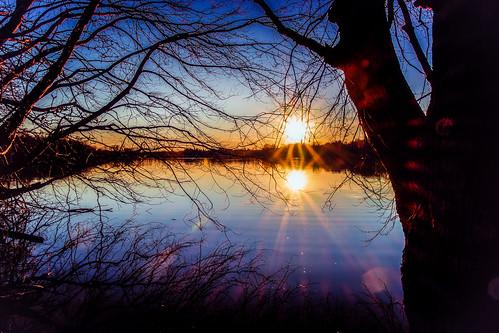 buckscounty corecreek fedesk8 federicoscottophotography fujifilmxm1 sky sunset fedescotto landscape