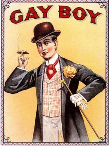 GAY BOY Cigars