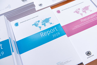 Global launch of the 2019 INCB Annual Report