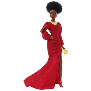 經典造型相隔40年復刻登場!MATTEL《芭比娃娃》第一款黑人芭比娃娃 40周年紀念復刻版(40TH ANNIVERSARY FIRST BLACK BARBIE)