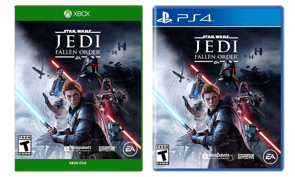 Amazon Star Wars Jedi Fallen Order Game For 39 96 Ps4 And Xbox One Access Winnipeg