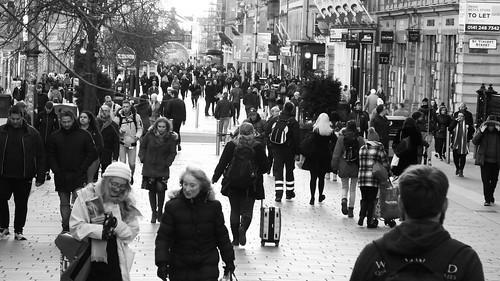 Busy Buchanan Street 02