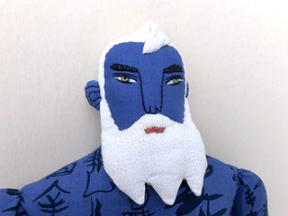 Blue Merman