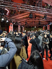 Red carpet for director and cast of Time To Hunt / 사냥의 시간 #Berlinale #Berlinale2020 #RedCarpet #TimeToHunt #사냥의시간 #WorldPremiere