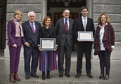 27/02/2020 - Premio UD-Banco Santander a sus mejores trabajos de investigación