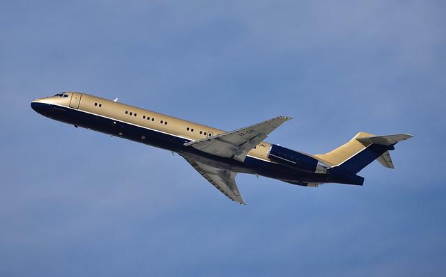 Corporate Aircraft Company VP-CNI