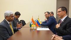 Venezuela y la India fortalecen relaciones bilaterales en Consejo de DDHH de la ONU