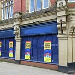 Closed bookies in Preston