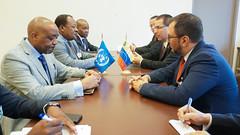 Venezuela y Guinea Ecuatorial afianzan lazos de amistad en la ONU-Ginebra