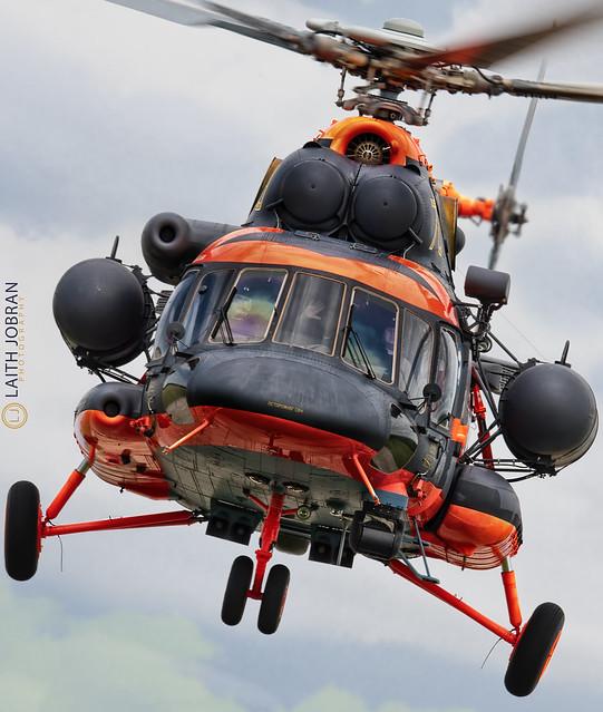 Ми-8АМТШ-ВА Арктический / Mi-8AMTSh-VA Arctic version
