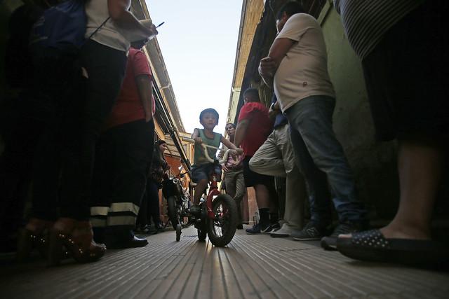 #EnTerreno : Pasaje San Isidro 736