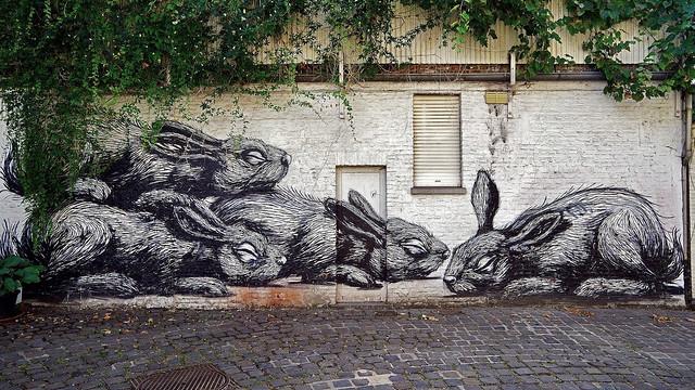 streetart Ghent