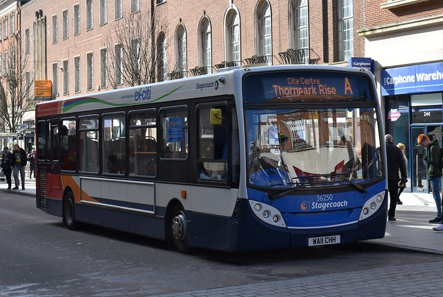 Stagecoach South West 36250