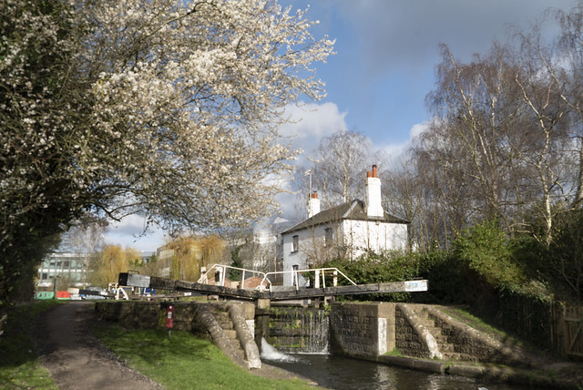 Lock Keepers Cottage wide