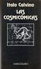 Italo Calvino, Las cosmic�micas