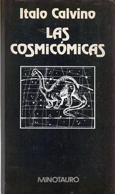Italo Calvino, Las cosmicómicas