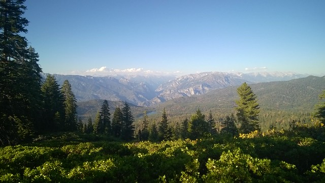 Panoramic Point, Kings Canyon National Park  7/24/2013