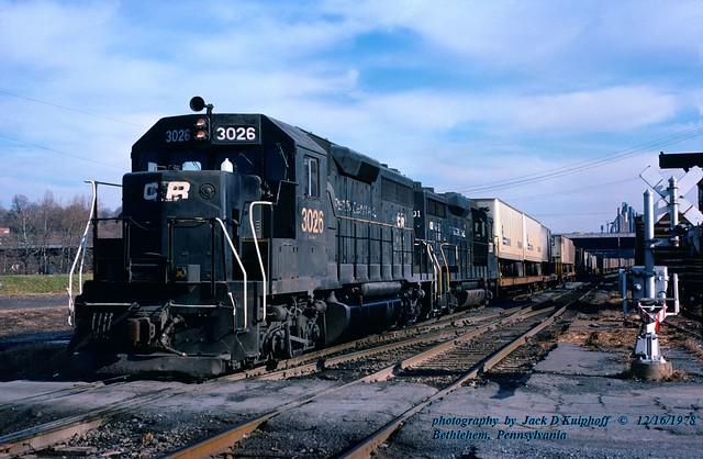CR 3026-2201, Bethlehem, PA. 12-16-1978